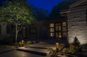 """Replace common path lights to add excitement! Aspen 4x4x25"""" Grande Path (Tim Ryan, Lighthouse IN)"""